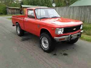 1980 Chevy Luv 4x4 Trucks for Sale