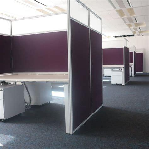 cloison bureau occasion bureaux open space phoniques