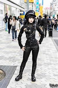 Japanese, Steampunk, Street, Style, W, Ozz, On, U0026, Pure, One