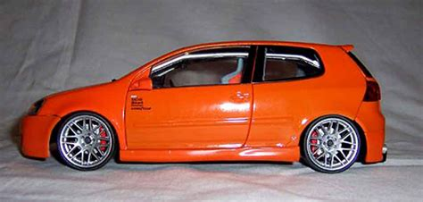 orange volkswagen gti volkswagen golf v gti orange wheels bbs 19 inches norev