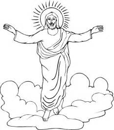 coloring pages jesus face search