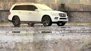 Mercedes Benz Gl450 On 22 U0026quot  Vossen Vvs