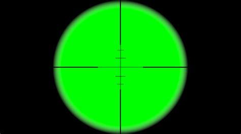 sniper scope crosshair  black background  texture
