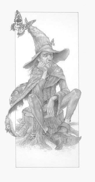 'Rincewind' - 1994 in 2020 | Character art, Terry