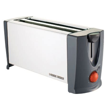 And Black Toaster by Black And Decker Et104 220 Volt 4 Slice Toaster