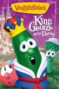 VeggieTales King George The Ducky Mike