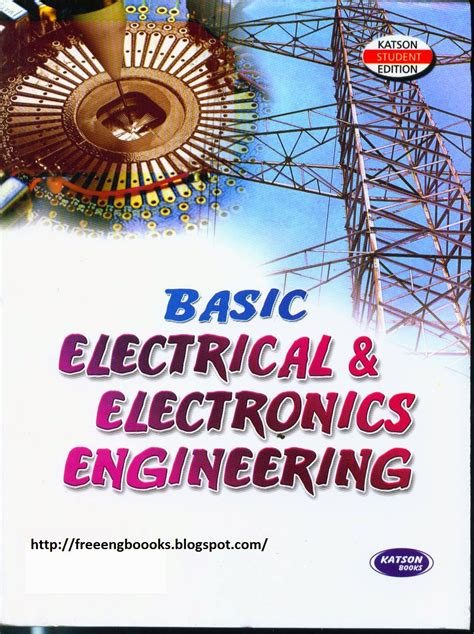 electrical  electronic engineering books