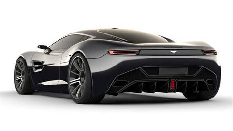 Aston Martin Dbc Concept Rendered