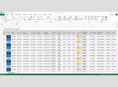 Quality Control Template Excel calendar monthly printable