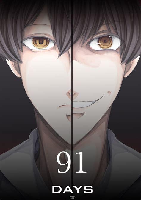 91 days anime quotes 91 days by sommerannie on deviantart