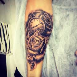Roses  Watch  Tattoo  New Tatto  Leg Tattoo Inked