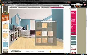 test du logiciel de simulation de decoration interieure With simulation construction maison 3d gratuit