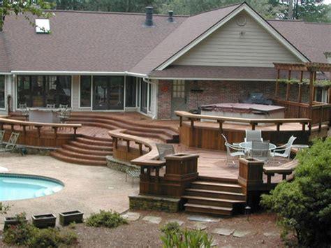 Home Deck Design Ideas by 20 Stunning Decoration Ideas For Modern Deck Design