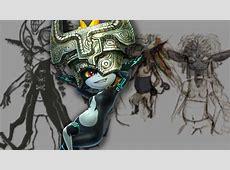 "Nintendo releases new Midna concept art, mentions ""secret"