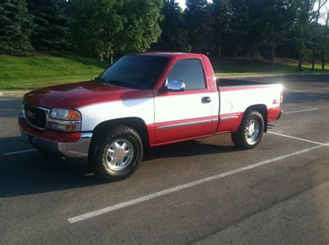 security system 2000 gmc sierra 1500 on board diagnostic system buy used 2000 gmc sierra 1500 sle standard cab pickup 2 door 5 3l in fishers indiana united states