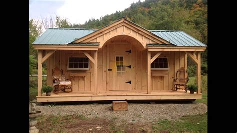 vermont post  beam sheds  cabin kits doovi