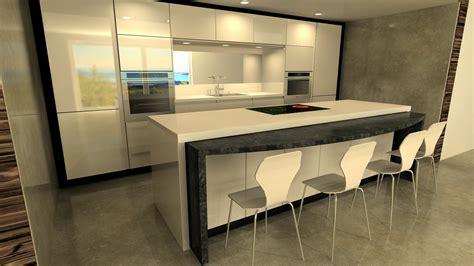 table de cuisine ik饌 table coulissante sous plan travail maison design bahbe com