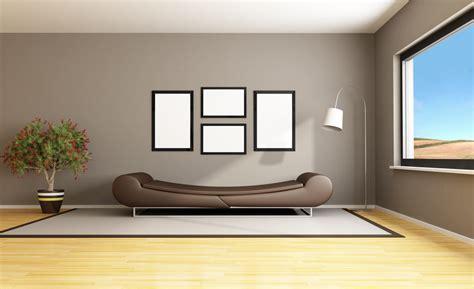 ideen zum wohnzimmer streichen  kreative beispiele