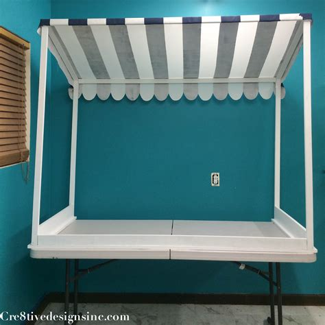 how to a table top canopy cre8tive designs inc