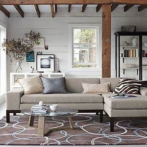 west elm lorimer sectional 1498 set 1 or 2 chaise With west elm lorimer sectional sofa