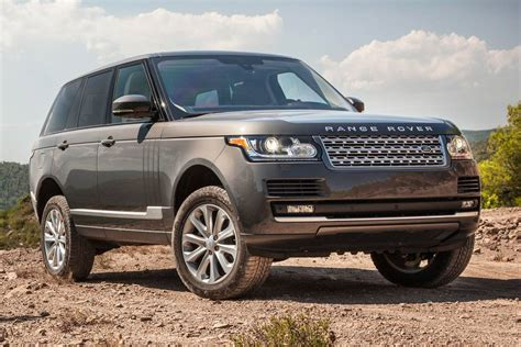 land rover suv 2016 land rover range rover suv pricing features edmunds