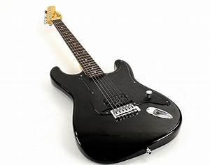 Used Charvel Single Pickup Modified Electric Guitar Black
