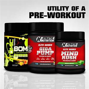 Utility Of A Pre-workout