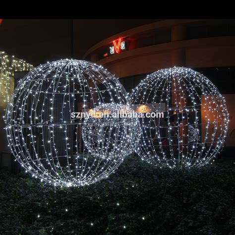 large light up balls large lighted balls 100 images plow hearth solar
