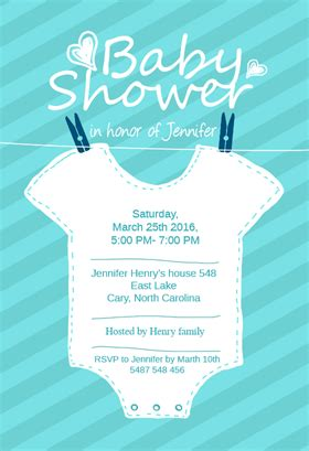 Free Baby Shower Invitations Templates by Free Baby Shower Invitation Templates Theruntime