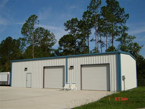Metal Sheds Jacksonville Fl by Photo Gallery Commercial Steel Buildings Fernandina