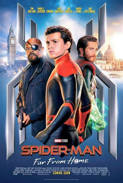 spider man   home character posters debut