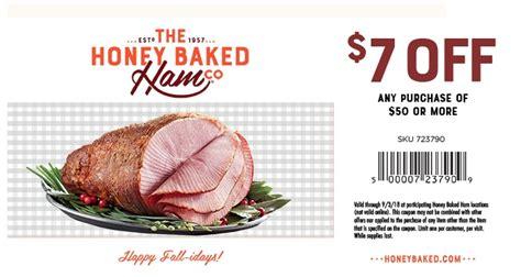 honey baked ham printable coupons honey baked ham coupons in printable coupons 2018 22132 | honey baked ham coupon 750