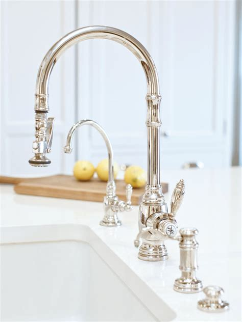waterstone kitchen faucets waterstone high end luxury kitchen faucets made in the usa