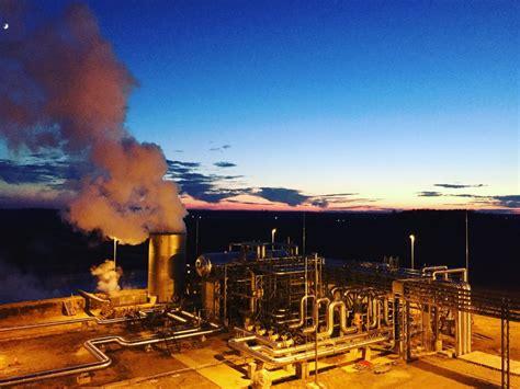 The 17.5 Mw Velika Ciglena Geothermal Power Plant Starts
