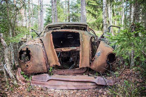 Åke Danielsson's Abandoned Scrap Yard
