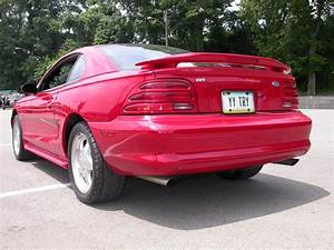 1995 Ford Mustang SVT Cobra - Trim Information - CarGurus