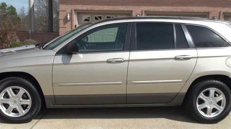 chrysler pacifica touring leather  sale  www