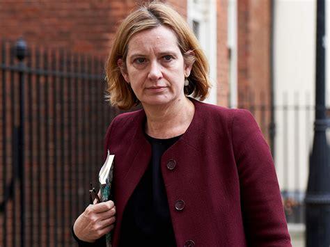 Amber Rudd below stress to resign as mom of Windrush ...