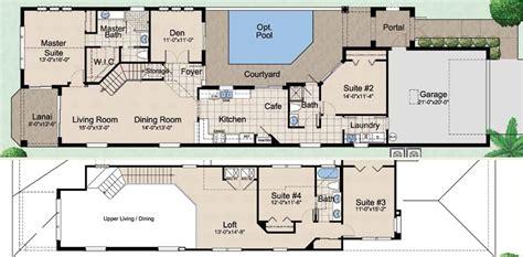 courtyard iii cottage orlandos premier custom home builder