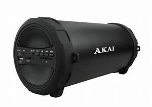 Portable Speaker With Bluetooth Akai Abts-11b