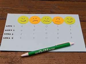 Mood Feelings Chart How To Create A Mood Chart For Yourself 8 Steps With
