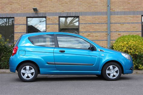 Chevrolet Aveo Hatchback (2008  2011) Photos Parkers