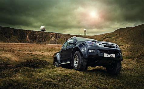 Isuzu Backgrounds by Isuzu Launches Badass D Max At35 With The Help Of