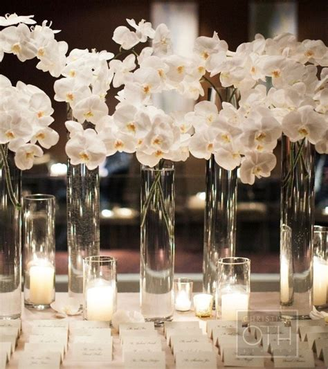 wedding reception centerpieces on a budget