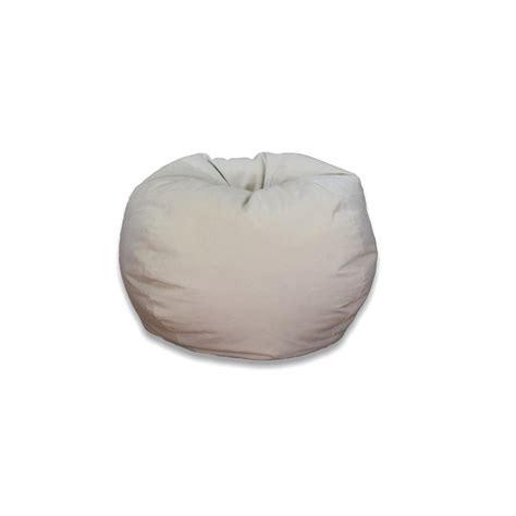 ace casual furniture sand velvet bean bag 9802801 the