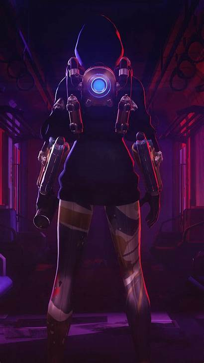 Tracer Overwatch Graffiti Iphone Wallpapers 3t 6s