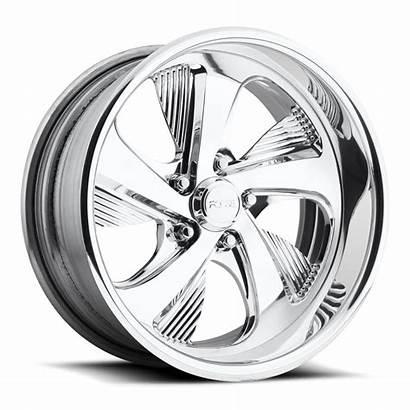 Foose Bel F213 Air Wheels 2pc Welded