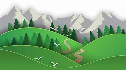 Clipart Hills Mountains Mountain Story Svg