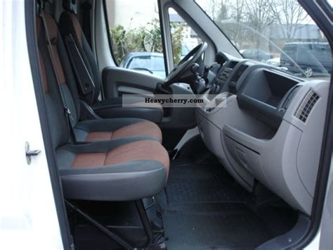 fiat ducato lh  multijet high air space case  box