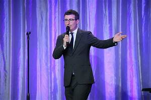 The 1 Surprising Reason John Oliver Wouldn't Blame Meghan ...